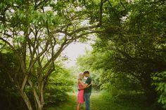 Cristina and Evan // Engagement