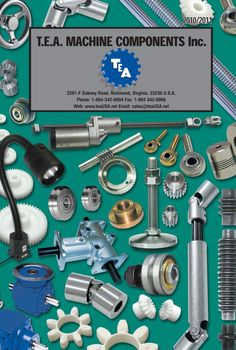 Engineering trade components supplier - Special purpose engineering products - TEA machine Components Inc United States (US) - TEA USA.