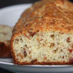 Cake aux lardons et Comté @ allrecipes.fr