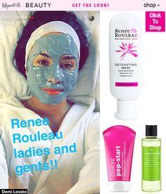 Demi Lovato: Shop Her Clear SkinSecrets