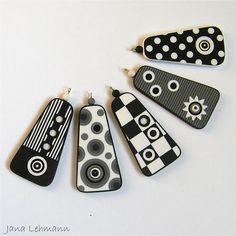 Pendants by Jana Lehmann