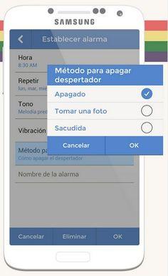 AppsUser: Alarmy, la aplicación ideal para que nunca te quedes dormido
