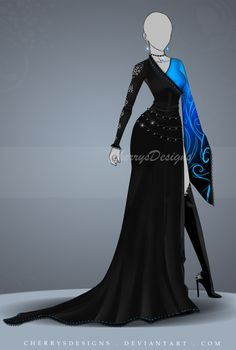 (OPEN) Auction Adopt - Outfit 518 by CherrysDesigns.deviantart.com on @DeviantArt