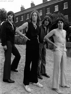 ♥♥Richard L. Starkey♥♥  ♥♥John W. O. Lennon♥♥  ♥♥♥♥George H. Harrison♥♥♥♥  ♥♥J. Paul McCartney♥♥