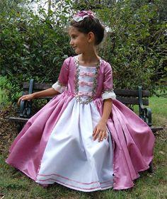 Custom 18th Century Costume Dress