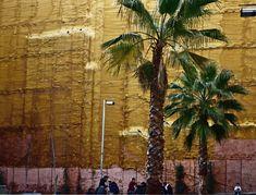 la palette du jour inspiration voyage à Barcelone http://myriambalay.fr