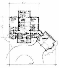 Tamarack House Plan | Custom Designed Home | Sater Design Collection