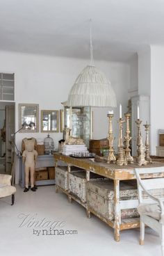 Interior, décoration brocante, déco vintage, brocante