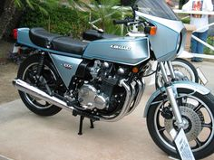 Kawasaki KZ1000 Z1R - Beautiful Motorcycle