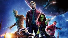 Reseña Guardianes de la Galaxia, 2014. Guardians of the Galaxy movie review, 2014.