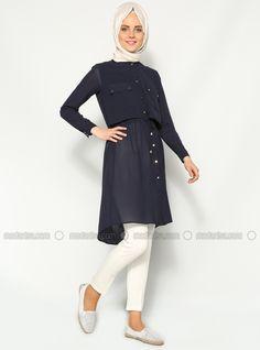 Pantalon classique - Blanc - Pantalon - Modanisa