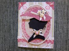 Old Fashioned Girl - Scrapbook.com