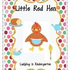 Little Red Hen Story Retell and Writing is a great way to meet the Common Core Standard for retelling familiar stories. The packet includes colored...