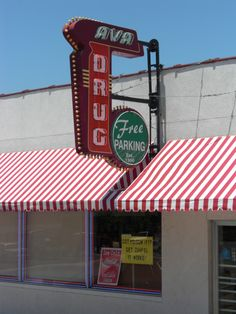 Tour the Missouri Ozarks: Best and Cheapest ice cream in the four-state area -- Ava Missouri