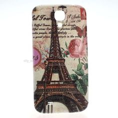 Eiffel Tower Cover For Phone. Love this!
