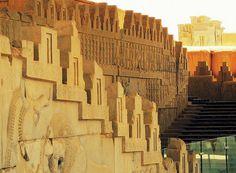Stairs of Persepolis palace