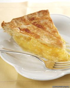 Pie Crust!! Pate Brisee to Make One Double-Crust 10-Inch Pie or 12 Hand Pies - Martha Stewart Recipes