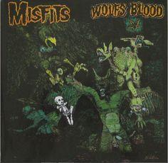 "Misfits Wolf's Blood ""Green Beast"" edition rare"