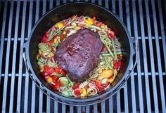 Adventlicher Rinderbraten aus dem Dutch Oven - Powered by @ultimaterecipe