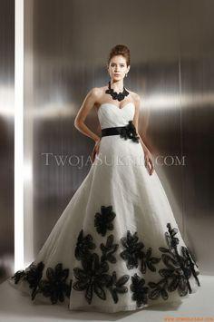 Robe de mariée Jasmine T481 Couture 2012 - Fall 2011