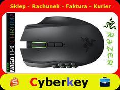 Mysz RAZER NAGA EPIC CHROMA Wireless MMO Gaming