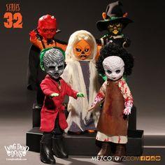 Living Dead Dolls - Serie 32 - Halloween Set - FULLSET