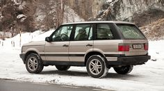 The Second-Generation Range Rover | Classic Driver Magazine