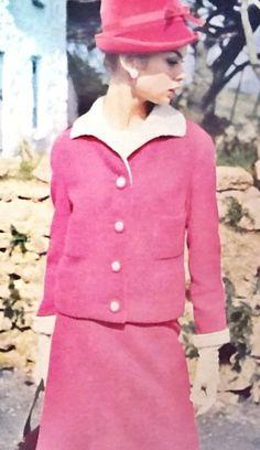 Jean Shrimpton in Australian Women's Weekly photographed by Peter Brook 1973