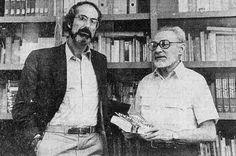 Philip Roth and Primo Levi