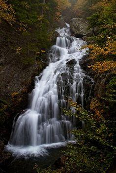 Crystal Cascade - New Hampshire