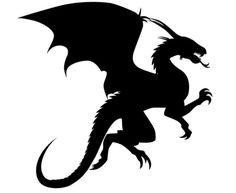 Discover the best free resources of Silhouette Silhouette Dragon, Fairy Silhouette, Silhouette Vector, Silhouette Images, Animal Silhouette, Dragon Head, Dragon Art, Escudo Viking, Design Dragon