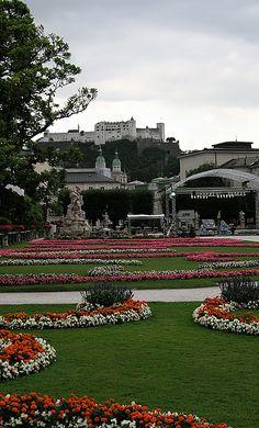 Salzburg, Austria                                                                                                                                                                                 Mais