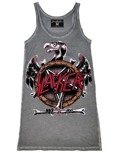 Disturbia Clothing - Slacker Vest Dress