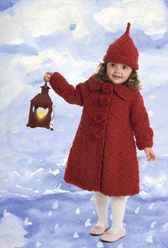 Julefin i frakke