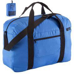 c86410d5e9 Accessoires du sportif transport - Tas Newfeel Opvouwbare Handbagage blauw  35
