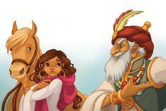 Najia, Zayd et le cruel...