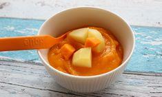 Gemüse-Kartoffelbrei für Babys für die Beikosteinführung