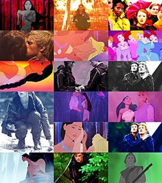 Hunger Games vs. Pocahontas