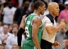 Rondo gets ejected for bumping a ref - Celtics need to rally together without him for Game 2
