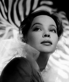 Leslie Caron.