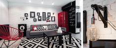 квартира для холостяка « BohoStudio || Дизайн Интерьеров