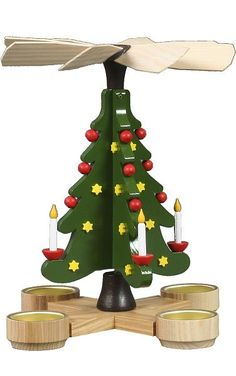 miniature trees made in germany - Google Search