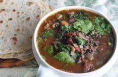 Marokkósk súpa og brauð | Kvennablaðið