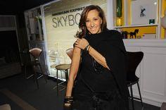 Donna Karan talks fashion and philanthropy