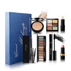 f31314defb5 Christmas Makeup Set Kit Maquiagem Beauty Gift To Women Foundation  Concealer Eye #LEARNEVER Christmas Makeup