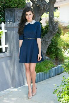 10 tips to look more stylish at the office - sazan Business Casual Outfits, Stylish Outfits, Fall Outfits, Fashion Outfits, Fashion Trends, Catwalk Models, Silver Dress, Young Fashion, Everyday Dresses