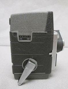 shopgoodwill.com - #16207592 - Vtg Bell & Howell Electric Eye Film Camera - 4/23/2014 8:37:36 AM