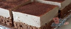 Chocolate Mousse Cake- Schoko-Creme-Kuchen Delicious cream and chocolate flavor in one.