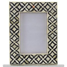 Beautifully handcrafted bone inlay picture frame Perfect   Etsy