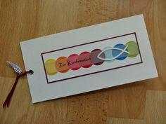 Jenny's Papierwelt: ~ Konfirmations und Kommunionskarten ~